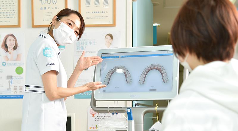 受付/歯科助手の仕事